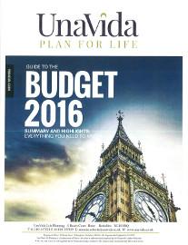 UnaVida Budget 2016 Guide