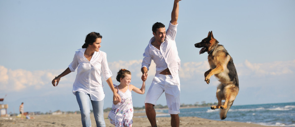 Financial planning means you can spend more time relaxing and enjoying time with your family