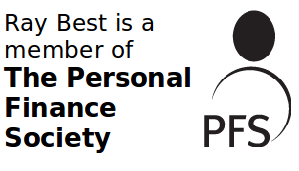 Ray Best is a member of the Personal Finance Society logo - comprehensive financial planning