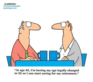 Pensions - Back to the Future ? Advice from UnaVida