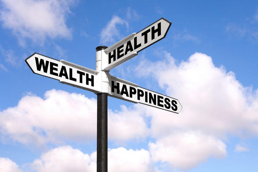 Health, Wealth and Happiness - Unavida